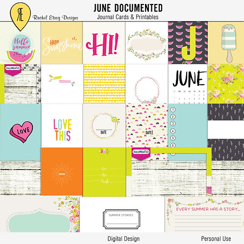 June Documented