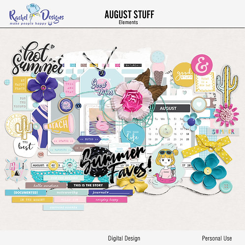 August Stuff - Elements