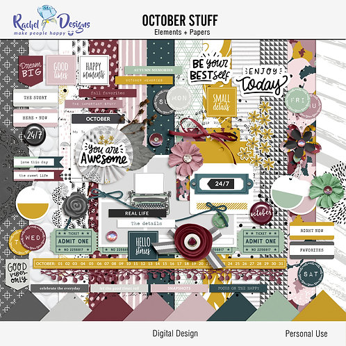 October Stuff - Kit