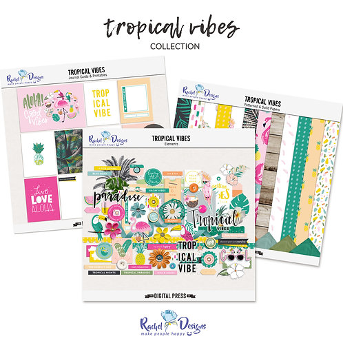 Tropical Vibes - Collection
