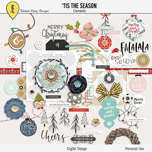 Tis The Season - Elements
