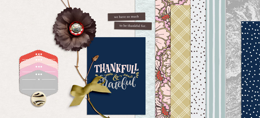 DigiScrap Parade November 2019