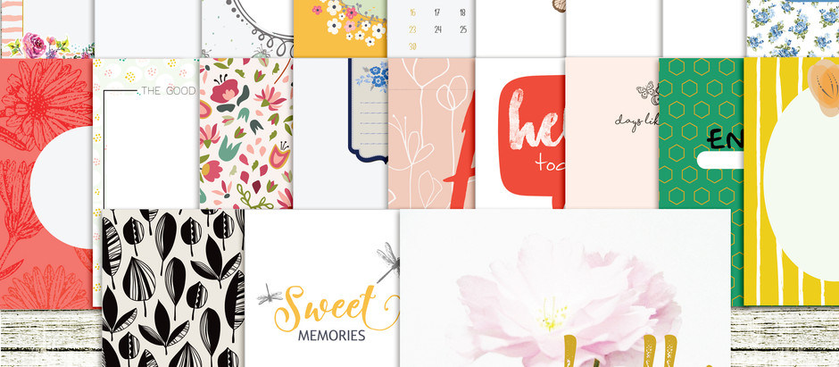 Chance to win april documented journal cards