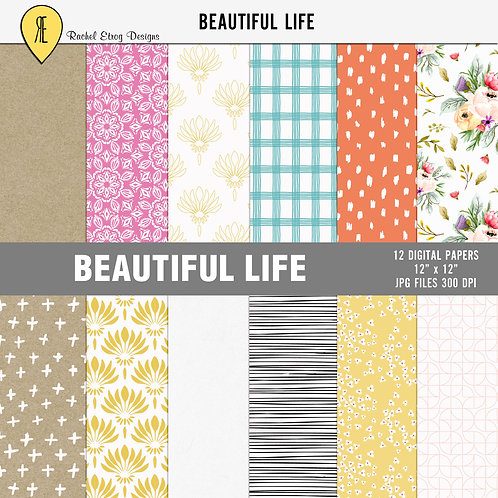 Beautiful Life - Papers