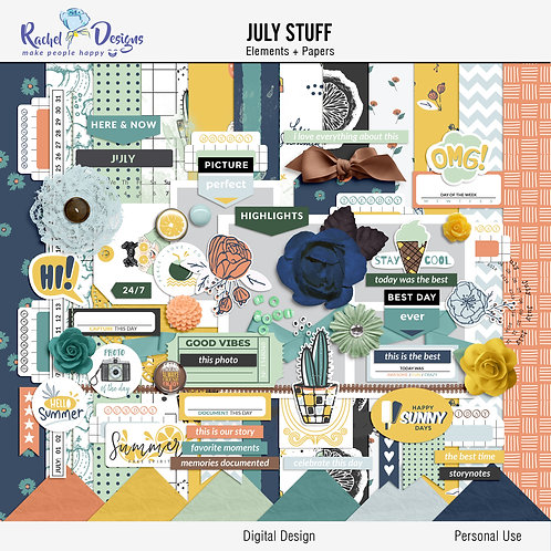 July Stuff - Kit