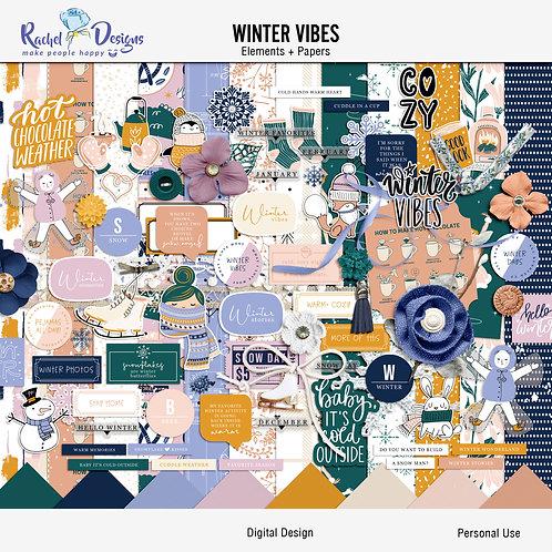 Winter Vibes - Kit