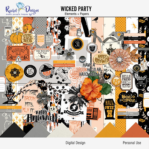 Wicked Party - Kit