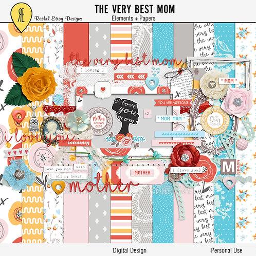 The very best mom Full Kit