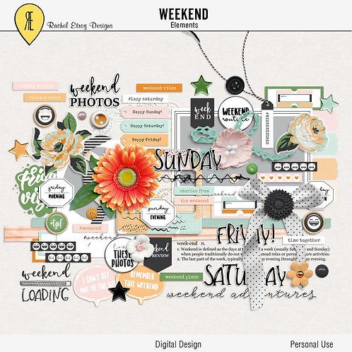 Weekend - Elements