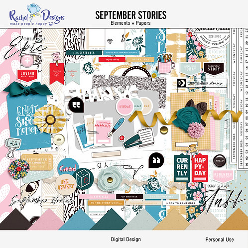 September Stories - Kit