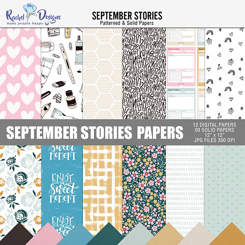 September Stories - Papers