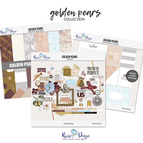 Golden Pears - Collection