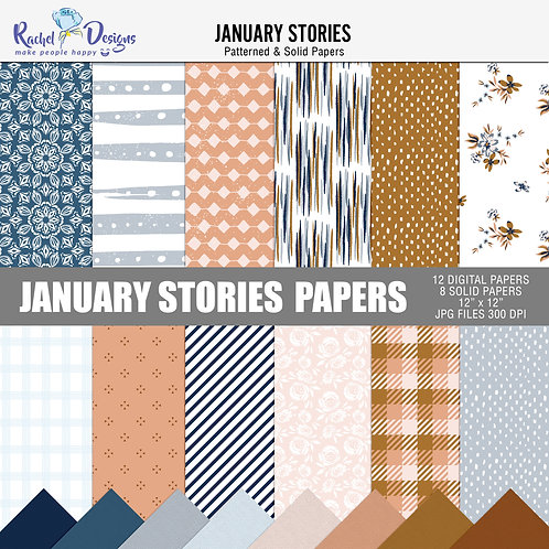 January Stories - Papers