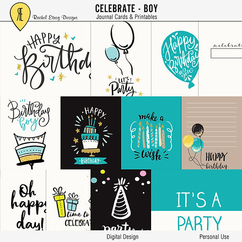 Celebrate Boy