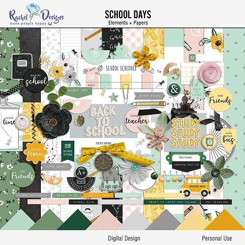 School Days - Kit
