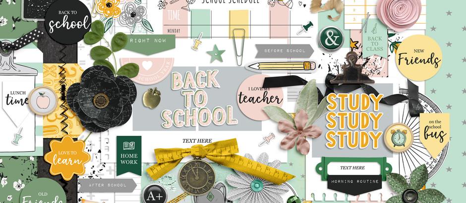 SHOP UPDATE | SCHOOL DAYS