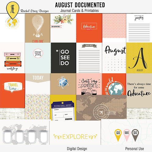August Documented