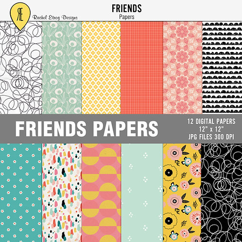 Friends - Papers