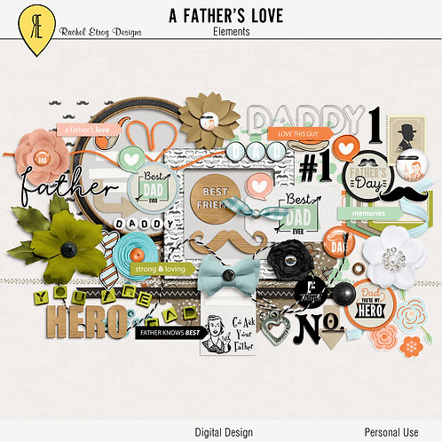 A Fathers Love - Elements