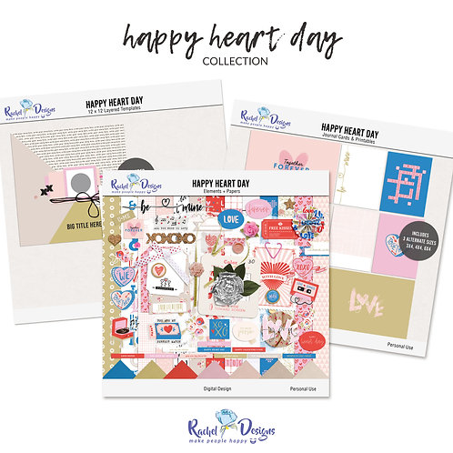 Happy Heart Day - Collection
