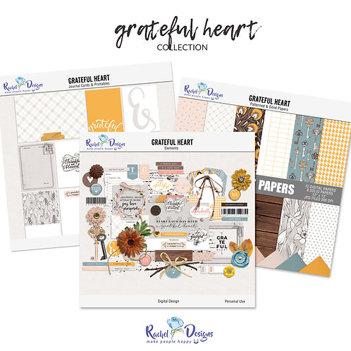 Grateful Heart - Collection