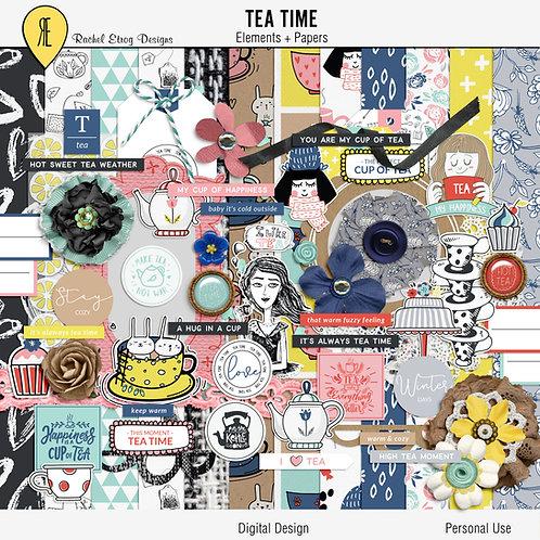 Tea time - Kit