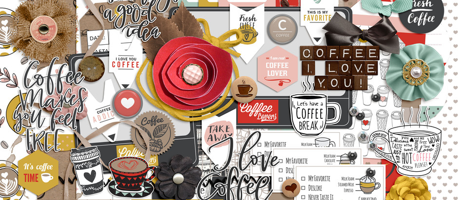 SHOP UPDATE | COFFEE I LOVE YOU!