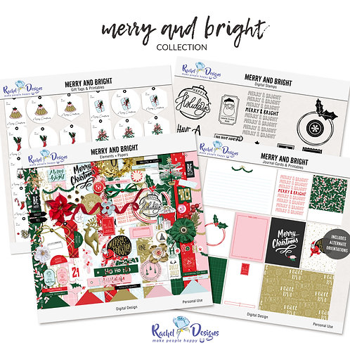 Merry And Bright - Collection