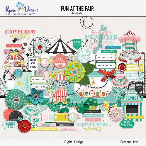 Fun At The Fair - Elements
