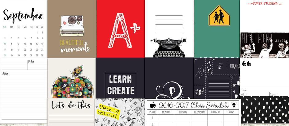 Win September documented journal cards