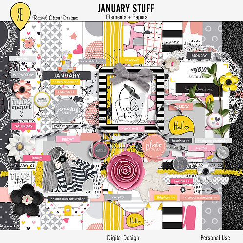 January Stuff - Kit
