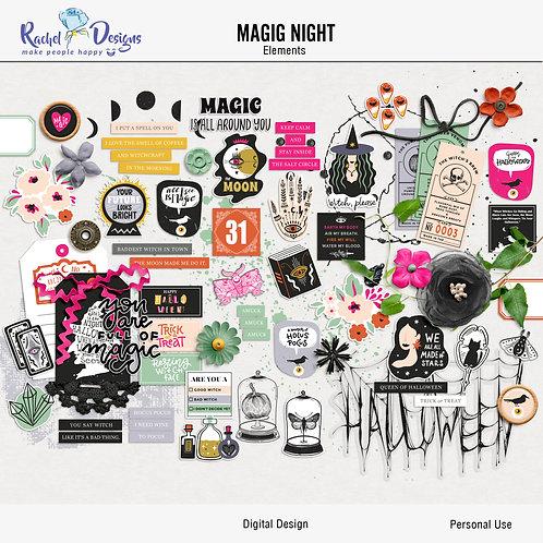 Magic Night - Elements