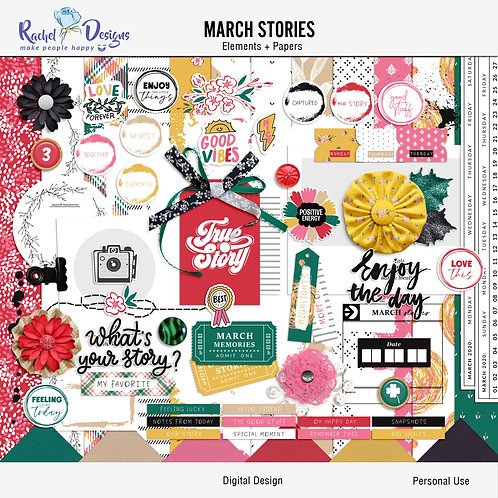 March Stories - Kit