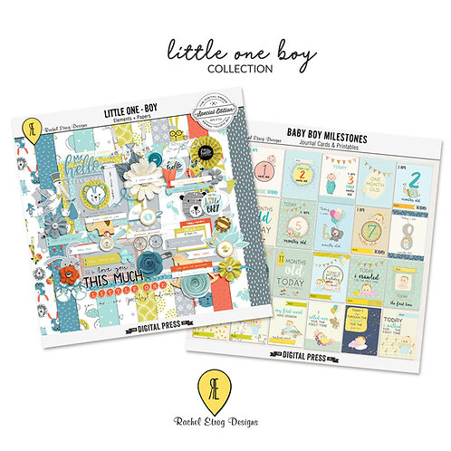 Litttle One Boy - Collection