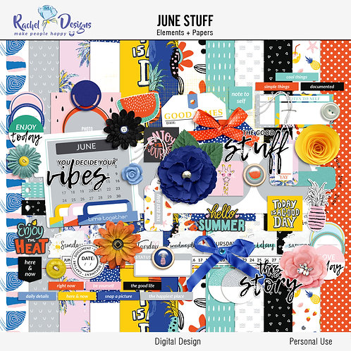 June Stuff - Kit