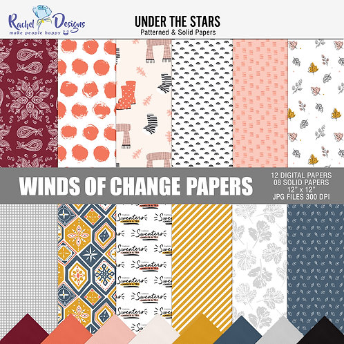 Winds Of Change - Papers