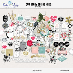 Our Story Begins Here - Elements