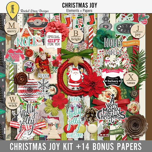 Christmas Joy Full Kit