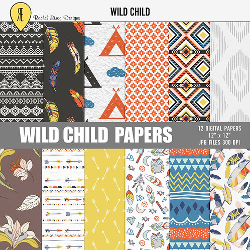 Wild Child - Papers