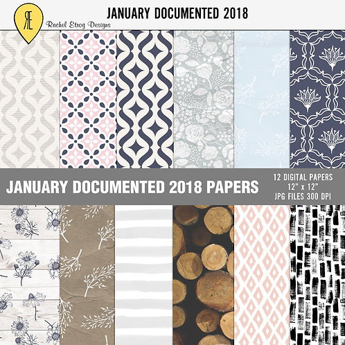 January Documented 2018 - Papers