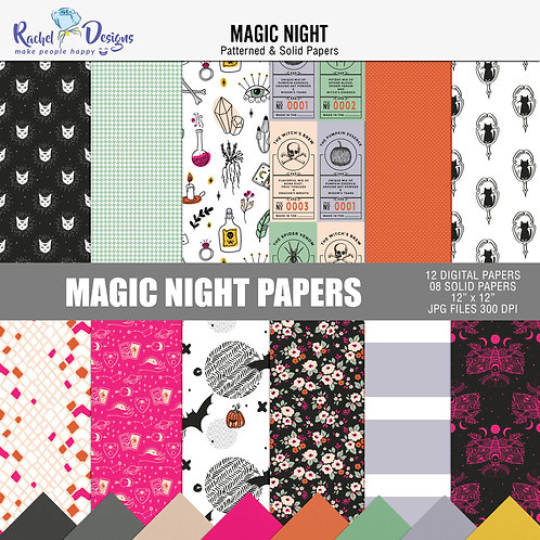 Magic Night - Papers