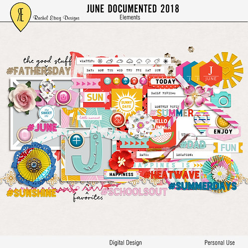 June Documented 2018 - Elements