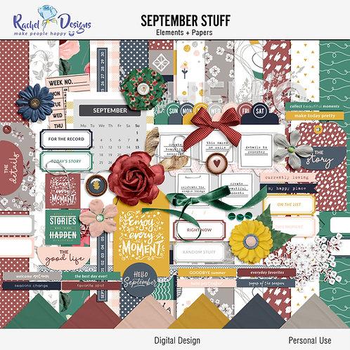 September Stuff - Kit
