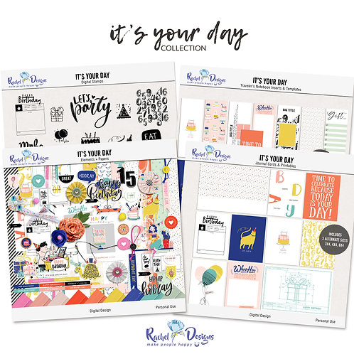 It's Your Day - Collection
