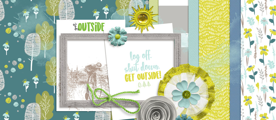 DigiScrap Parade May 2019