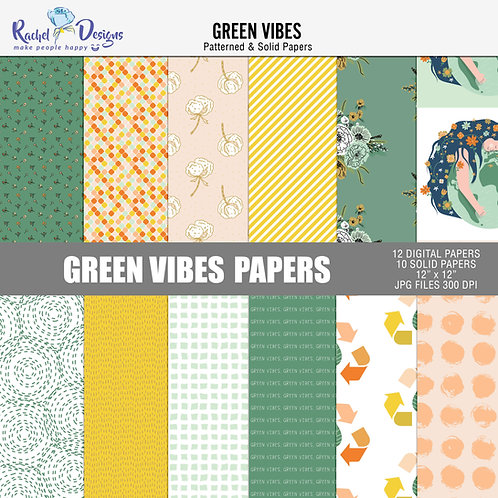 Green Vibes - Papers