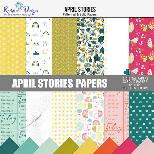 April Stories - Papers