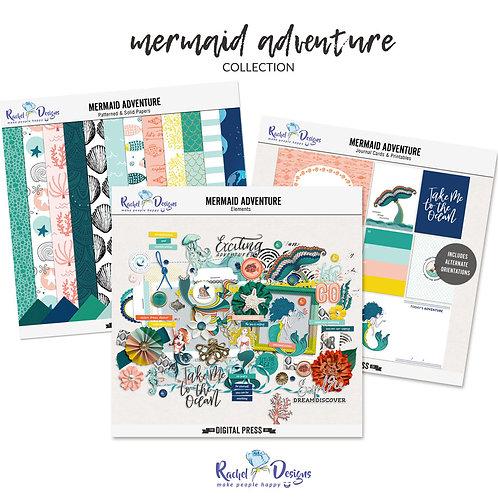 Mermaid Adventure - Collection