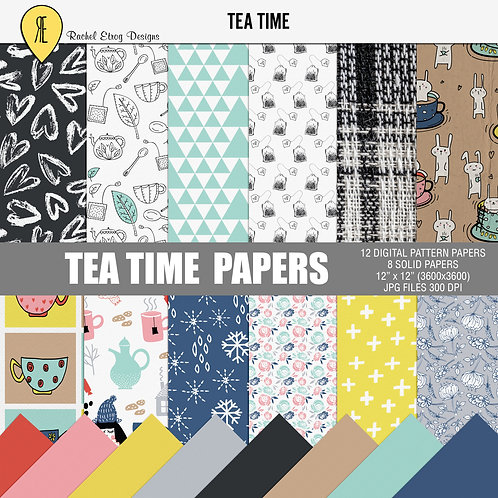 TeaTime - Papers
