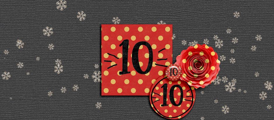 Advent christmas calender day 10